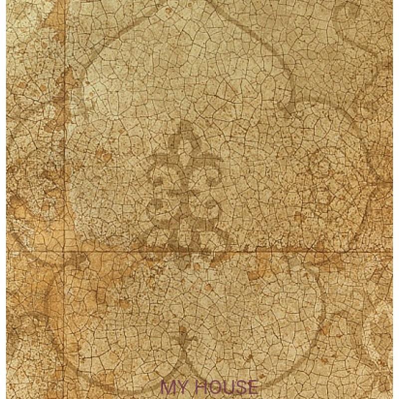 Обои Persia PEW07005 Rococo Mirror Copper Zoffany