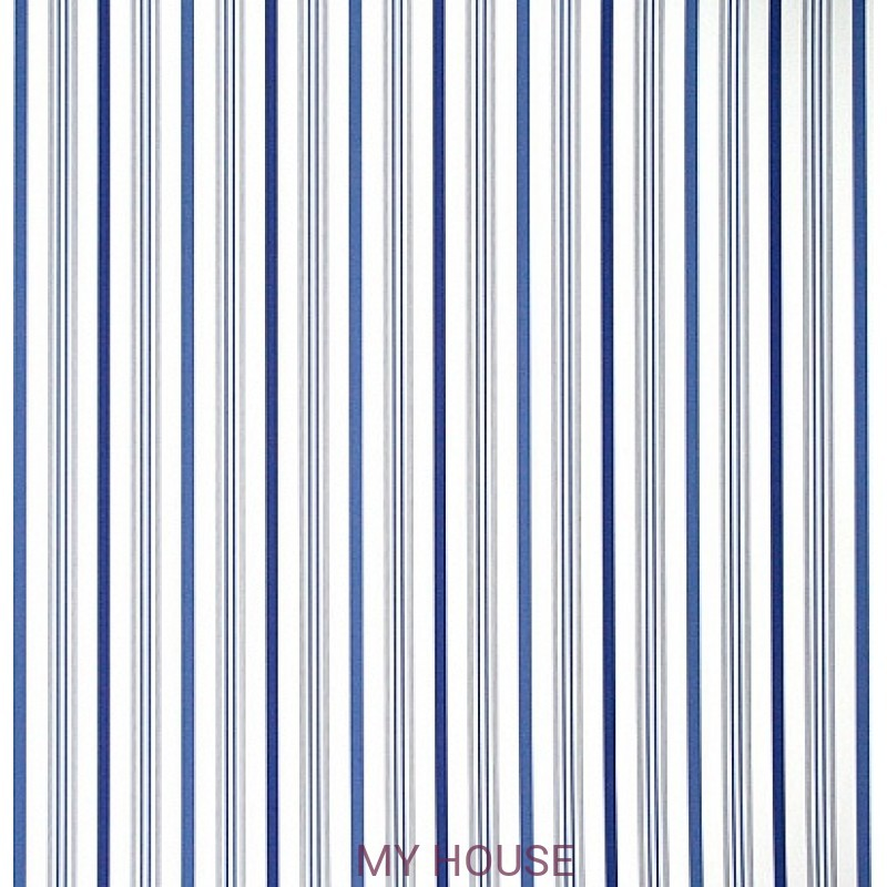 Обои Family Places PLWP-60760 Saville Stripe Ralph Lauren