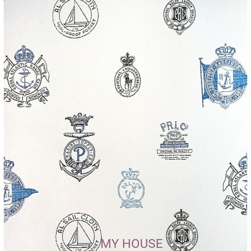 Обои Family Places PLWP-62174 Rowthorne Crest Ralph Lauren