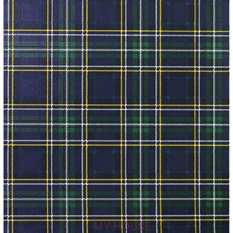 Обои Family Places PLWP-62188 Ethan Tartan - Hunter Ralph Lauren