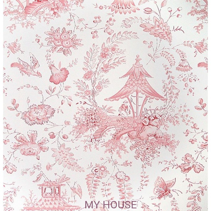 Обои Family Places PLWP-62196 Chinoiserie Garden - Petal Ralph L