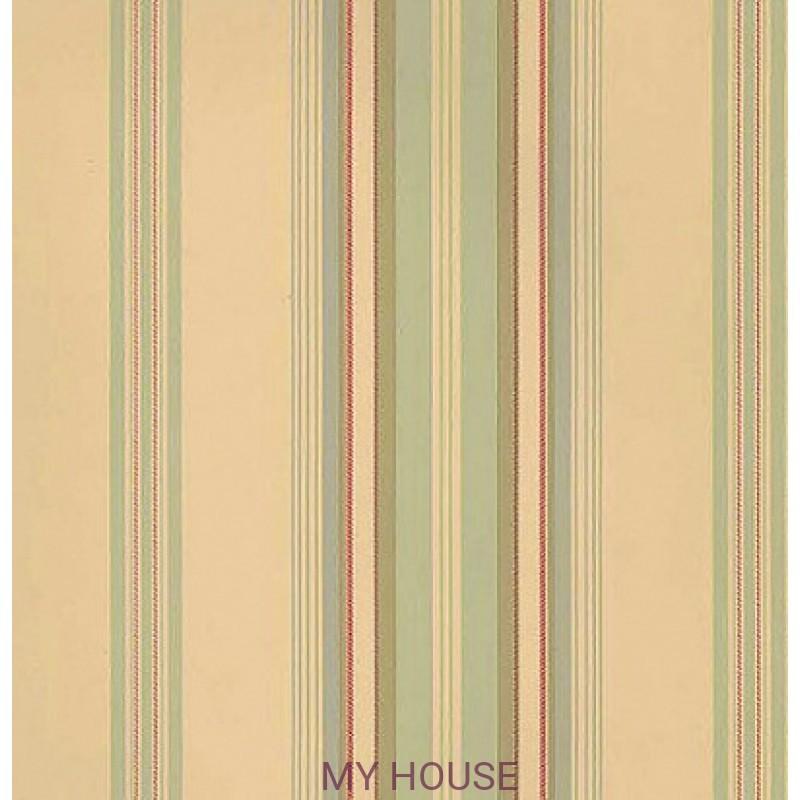 Обои Stripes and Plaids PRL018-01 Allerton Stripe Ralph Lauren