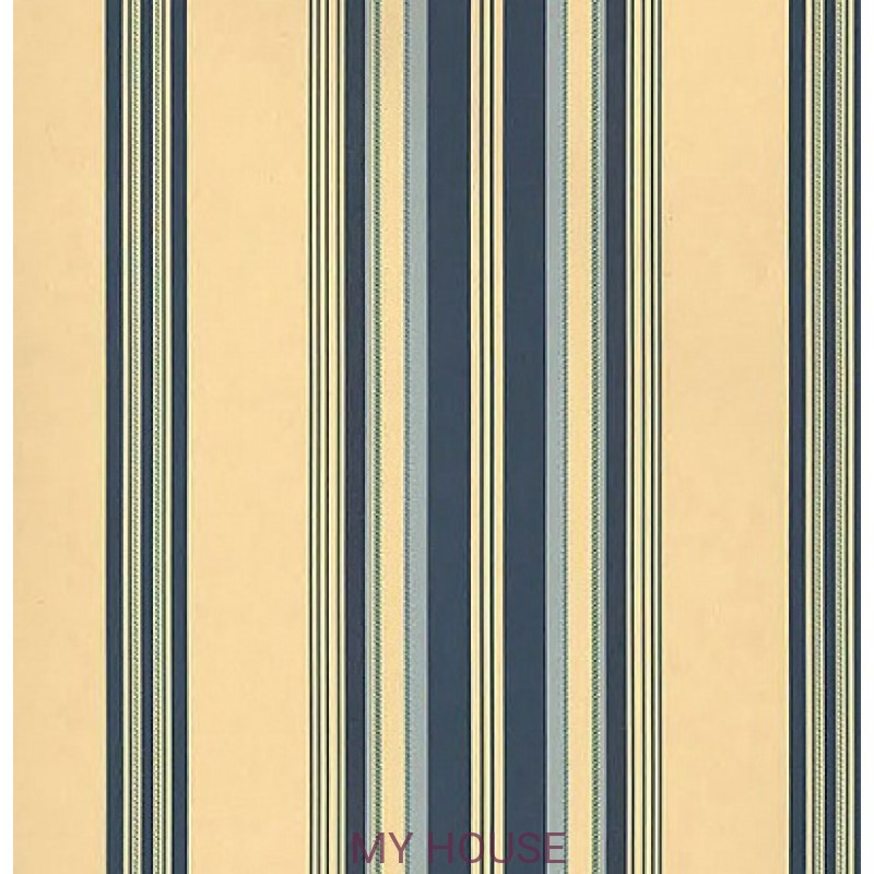Обои Stripes and Plaids PRL018-04 Allerton Stripe Ralph Lauren
