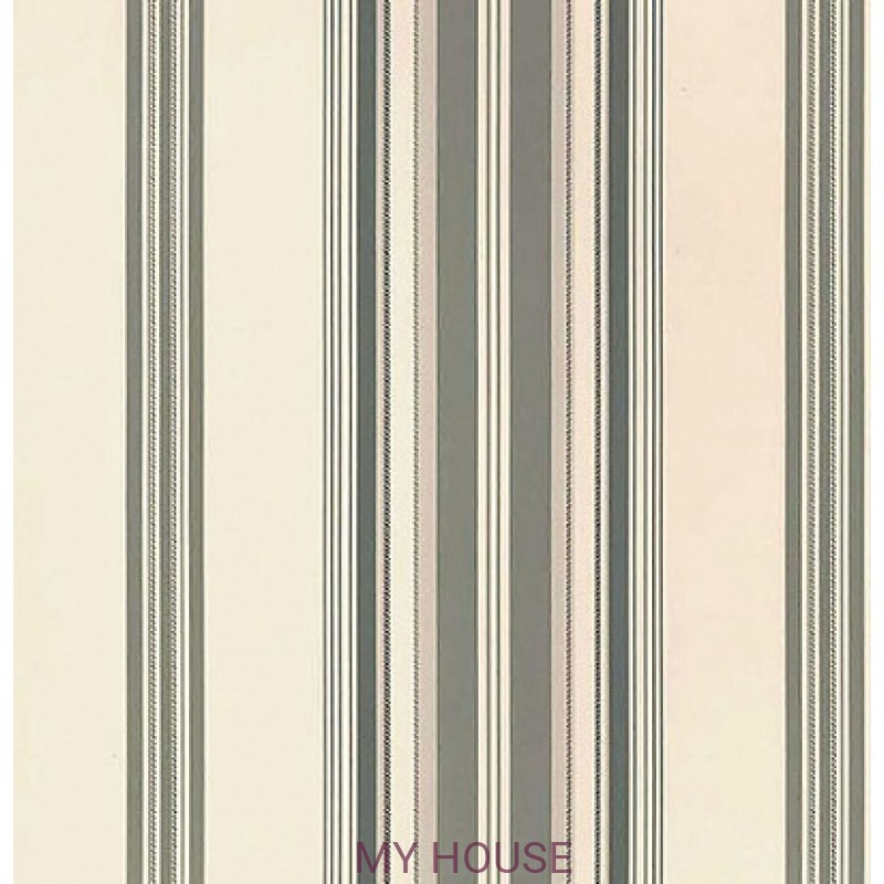 Обои Stripes and Plaids PRL018-06 Allerton Stripe Ralph Lauren