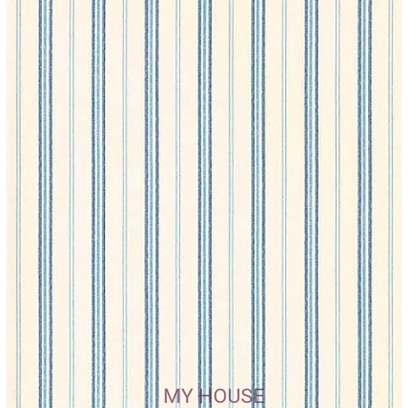 Обои Stripes and Plaids PRL025-01 Marrifield Stripe Ralph Lauren