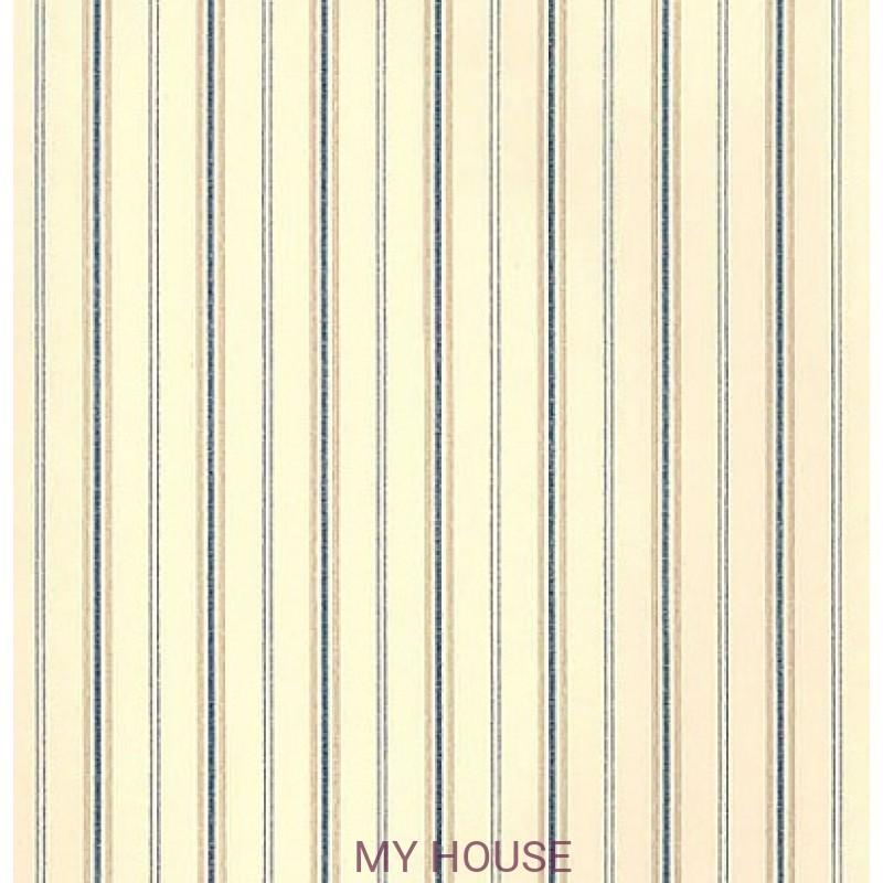 Обои Stripes and Plaids PRL025-04 Marrifield Stripe Ralph Lauren