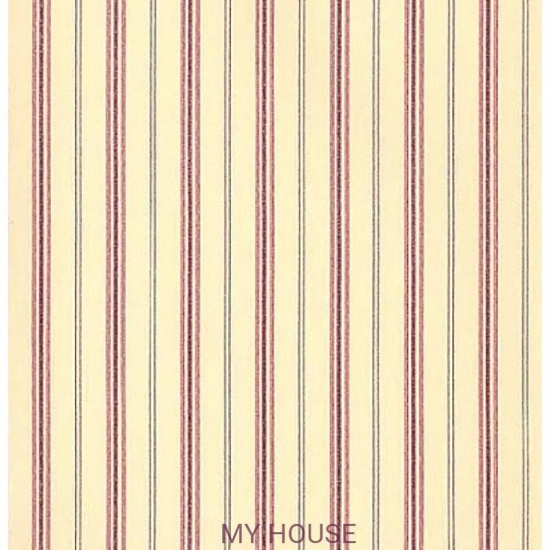 Обои Stripes and Plaids PRL025-05 Marrifield Stripe Ralph Lauren