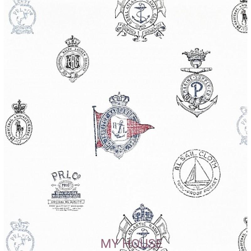 Обои Signature Papers PRL032/01 Ralph Lauren