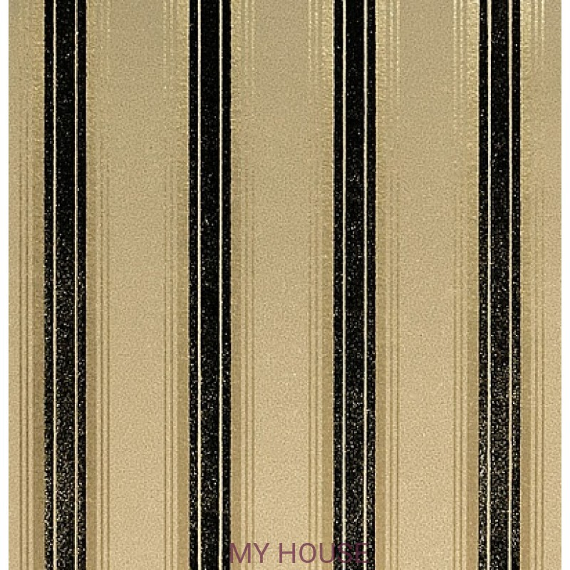 Обои Signature Century Club PRL044/01 Friston Stripe Bronze Ralp