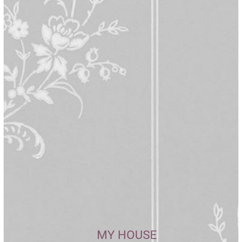 Обои Signature Papers II PRL056/04 ELSINORE FLORAL PLATINUM Ralp