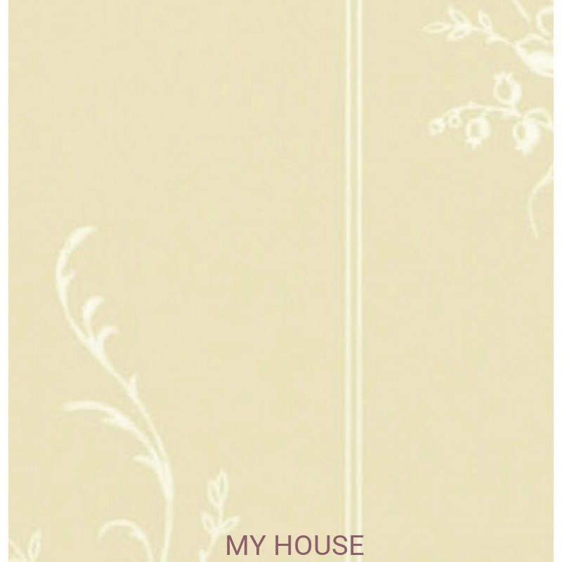 Обои Signature Papers II PRL056/08 ELSINORE FLORAL CREAM Ralph L