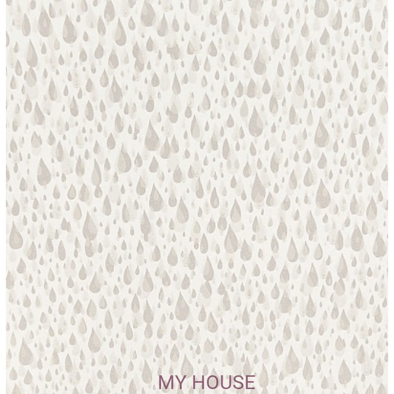 Обои Homes&Gardens II PW78015/4 April Showers Silver/Mica Ba
