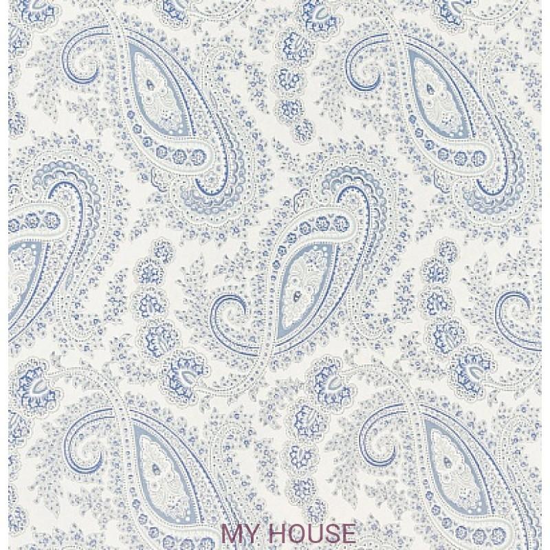 Обои Homes&Gardens II PW78018/6 Kathak Paisley Delft/Indigo