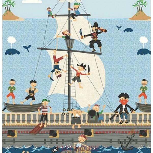 Панно с пиратами KJ 50900M