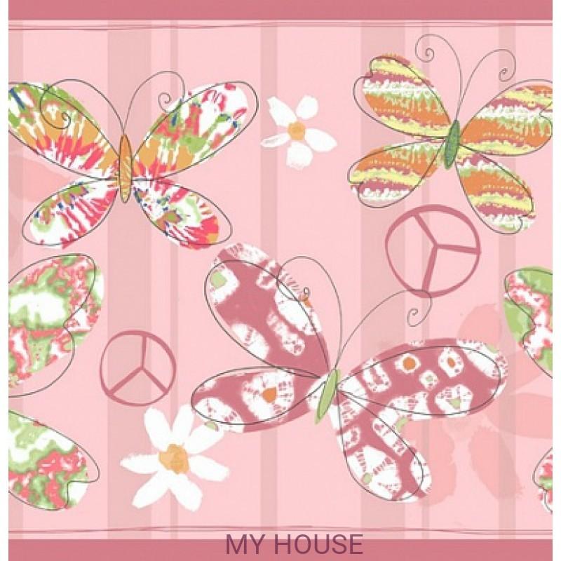 Обои Pajama Party KJ 51951B Wallquest