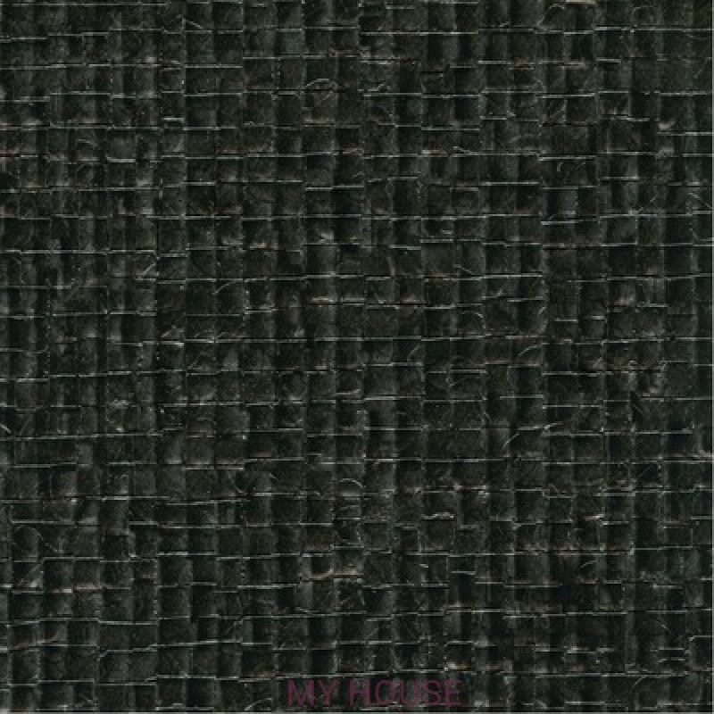 Обои Parade VP64010 Nacres Noir mineral Elitis