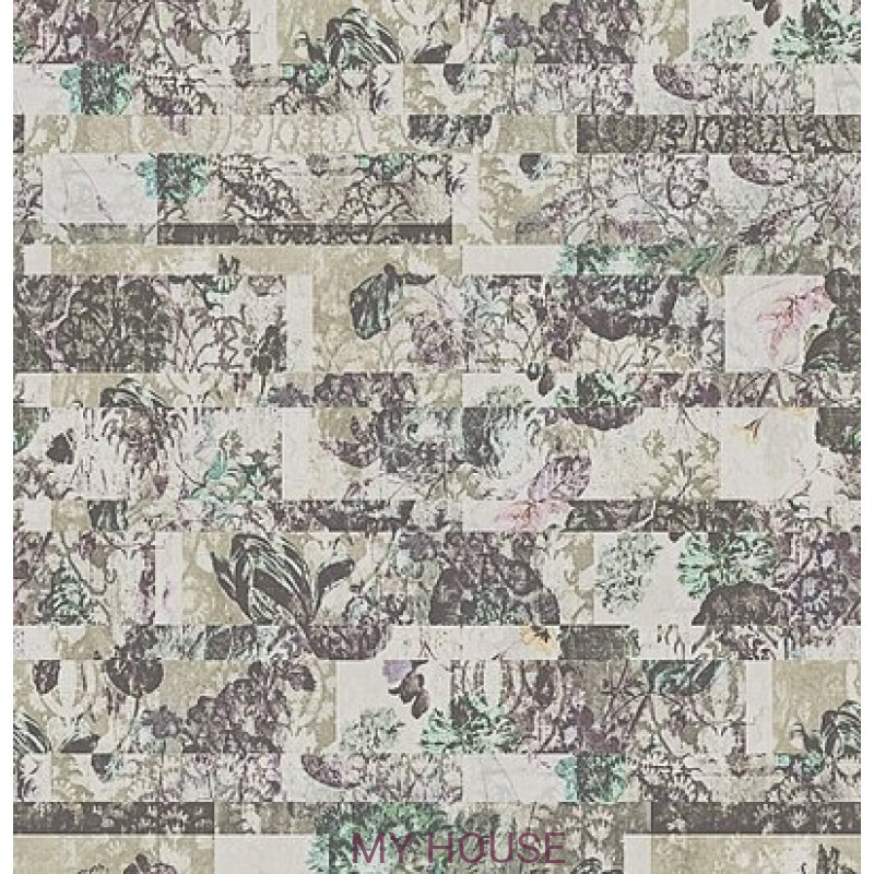 Обои Pure Linen 051789 Rasch Textil