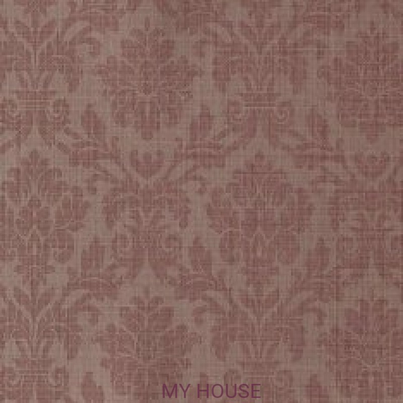 Обои Royal Linen 3300026 Beaune rouge Tiffany
