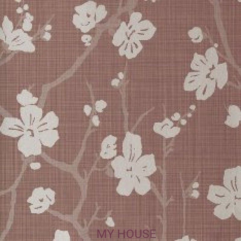 Обои Royal Linen 3300046 Corcelle rouge Tiffany