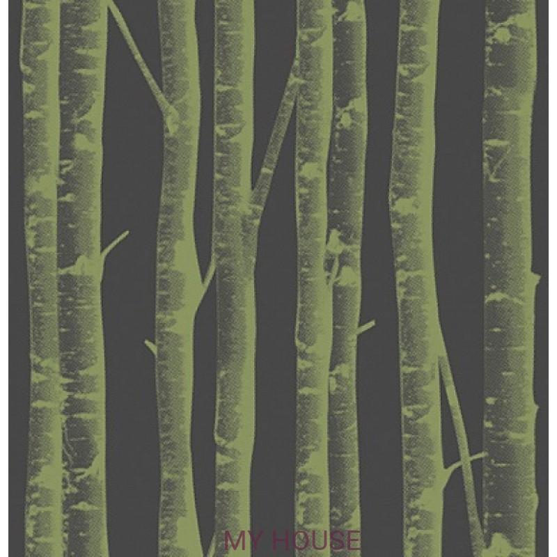 Обои Silence SIL303 Amano Leaf Khroma