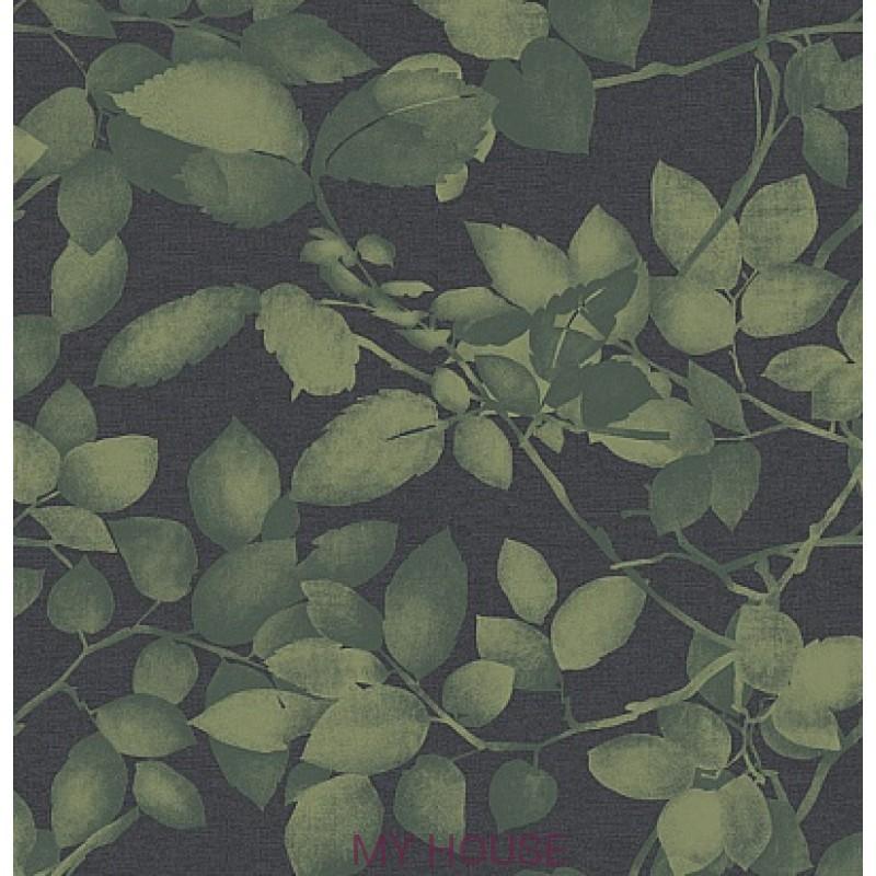 Обои Silence SIL502 Forest Leaf Khroma