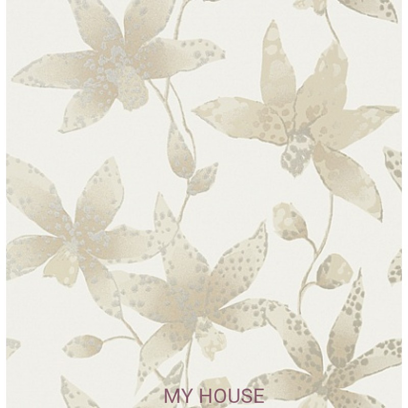 Обои Seraphina AT6044 Spotted orchid Neutral Anna French