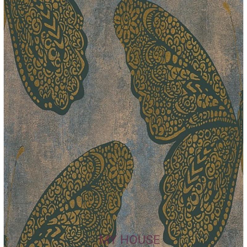 Обои Sound of color SOC203 Papilio Slate Khroma