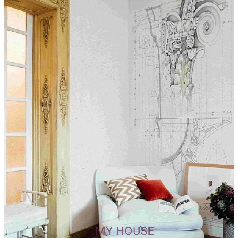 Обои Tempo 6300085 Roma Architector