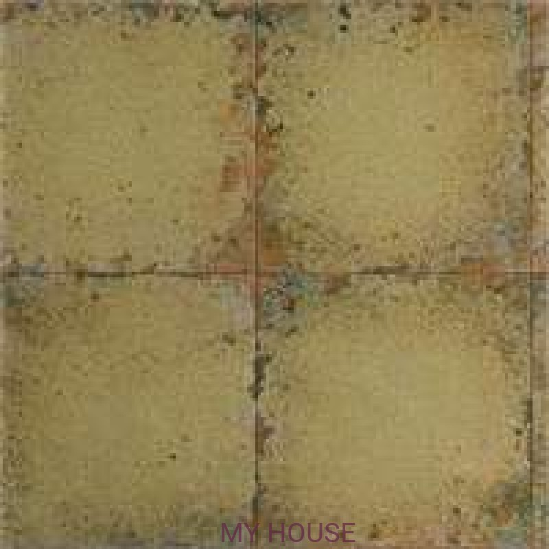 Обои The Muse 312831 Luster Tile Gold Zoffany