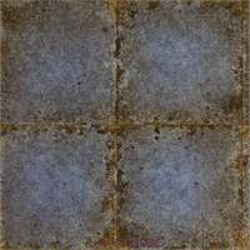 Обои The Muse 312832 Luster Tile Sapphire Zoffany