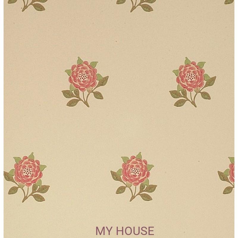 Обои Morris Compendium WM8560-1 Kentish Rose Morris&Co