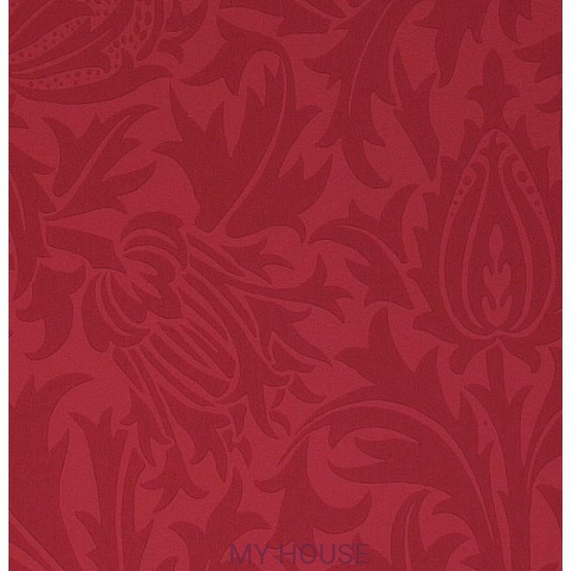 Обои Morris Compendium WM8608-4 Thistle Morris&Co