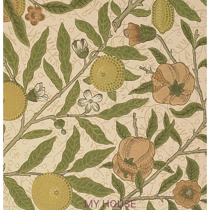 Обои Morris Compendium WR8048-2 Fruit Morris&Co