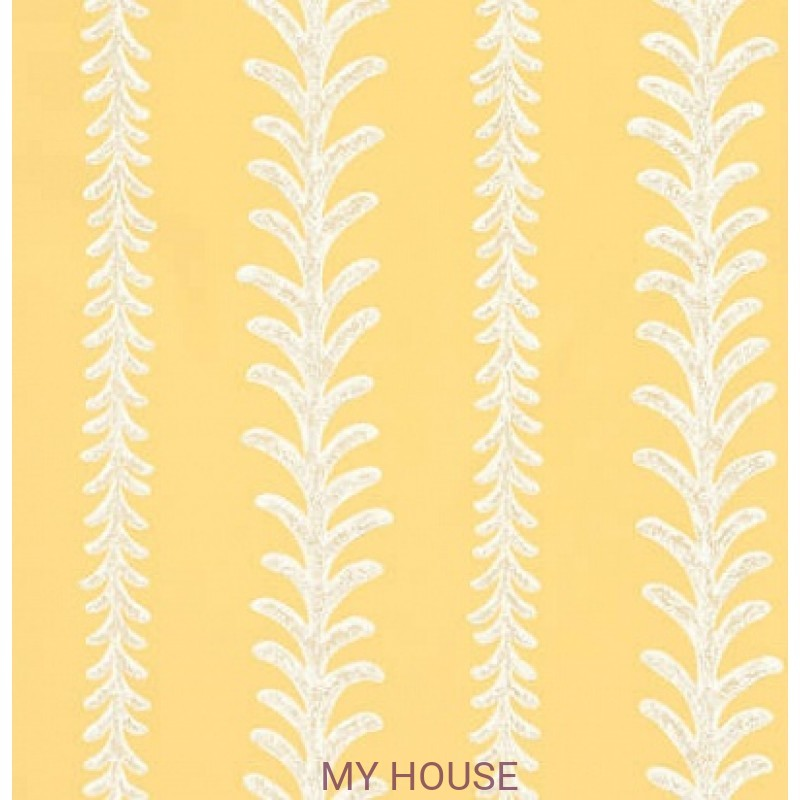 Обои Zola AT34134 Cantal Yellow Anna French