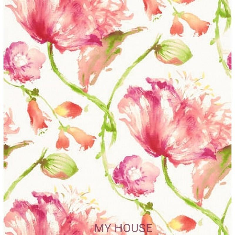 Обои Zola AT34154 Tuileries Pink Anna French