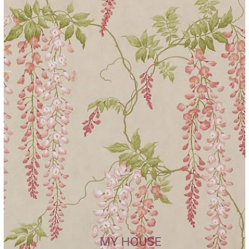Обои Коллекция обоев Colefax and Fowler 07157-01 Seraphina Pink
