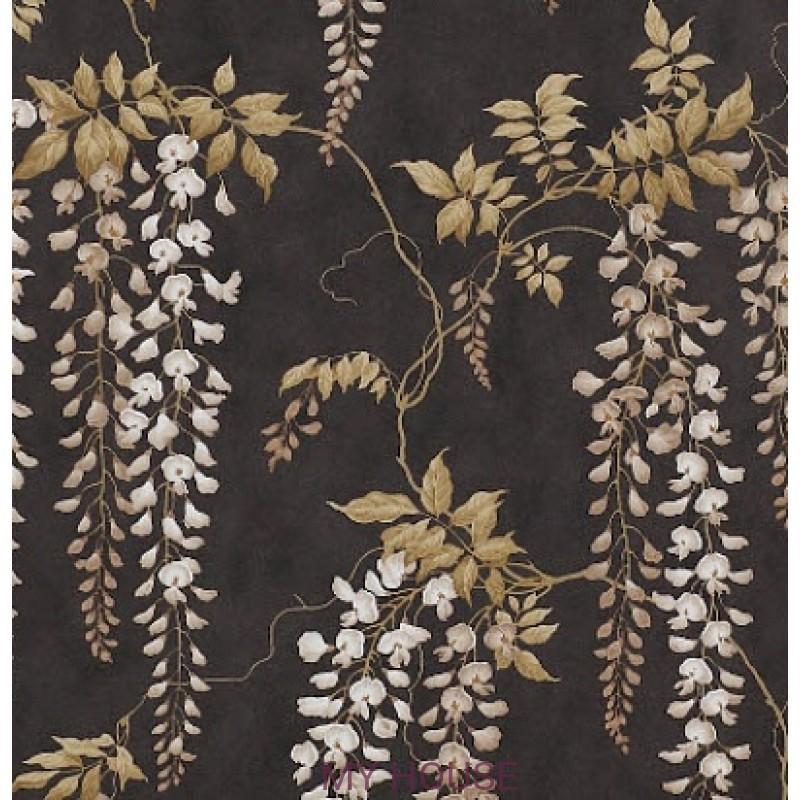 Обои Коллекция обоев Colefax and Fowler 07157-05 Seraphina Black