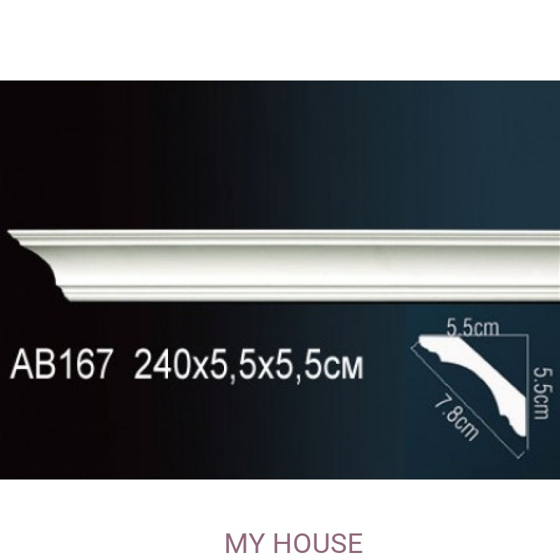 Лепнина Perfect AB167 производства Perfect