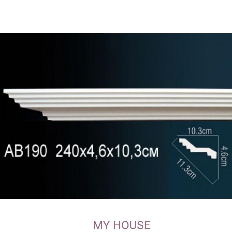 Лепнина Perfect AB190 производства Perfect
