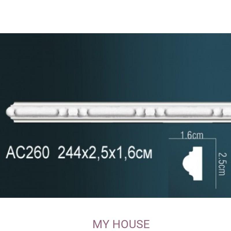 Лепнина Perfect AC260 производства Perfect
