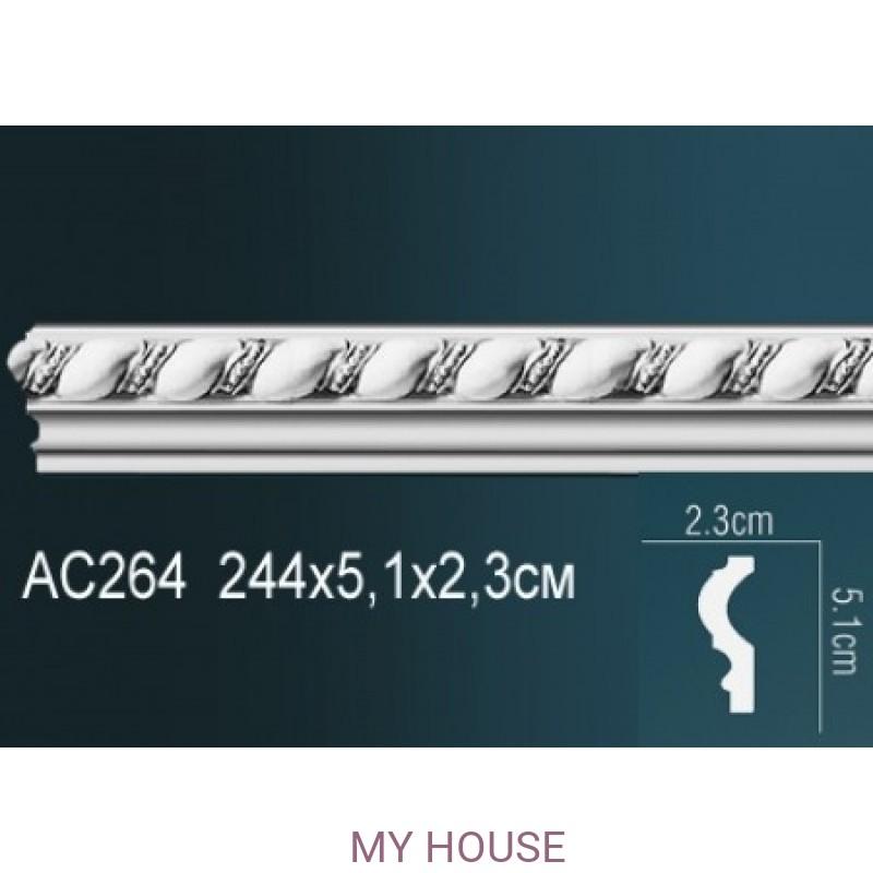 Лепнина Perfect AC264 производства Perfect