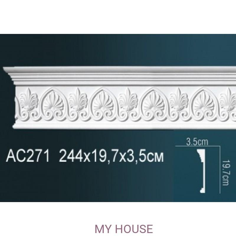 Лепнина Perfect AC271 производства Perfect