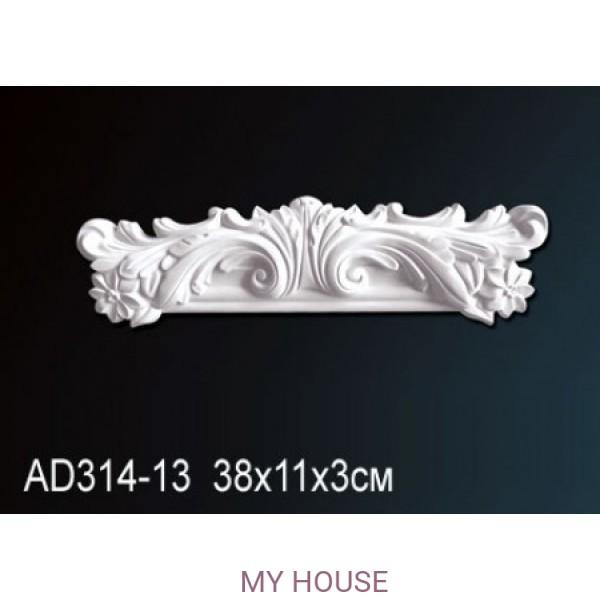 Угловой элемент молдинга Perfect AD314-13