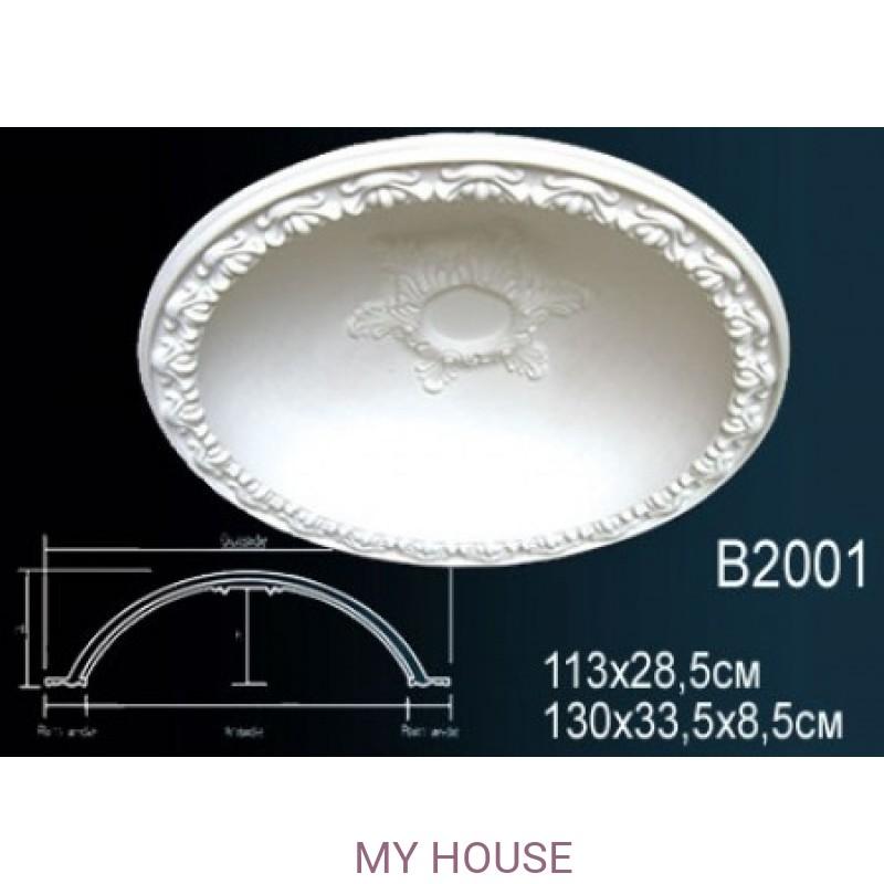 Лепнина Perfect B2001 производства Perfect