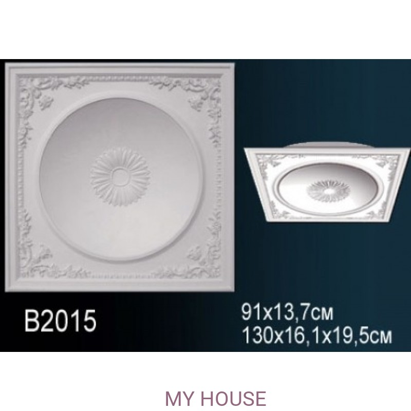 Лепнина Perfect B2015 производства Perfect