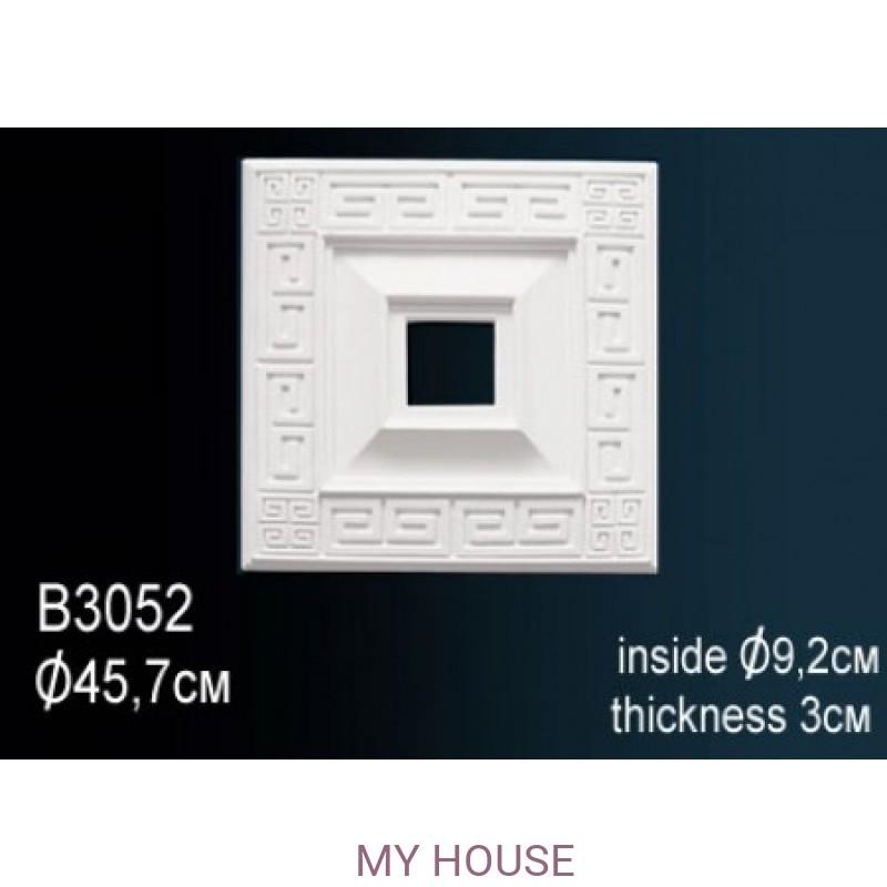 Лепнина Perfect B3052 производства Perfect