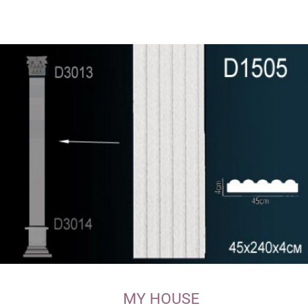 Пилястра Perfect D1505