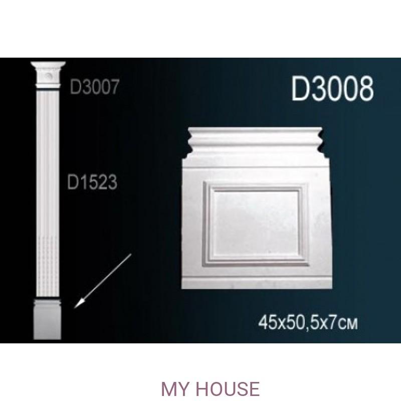 Лепнина Perfect D3008 производства Perfect