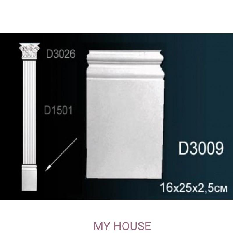 Лепнина Perfect D3009 производства Perfect