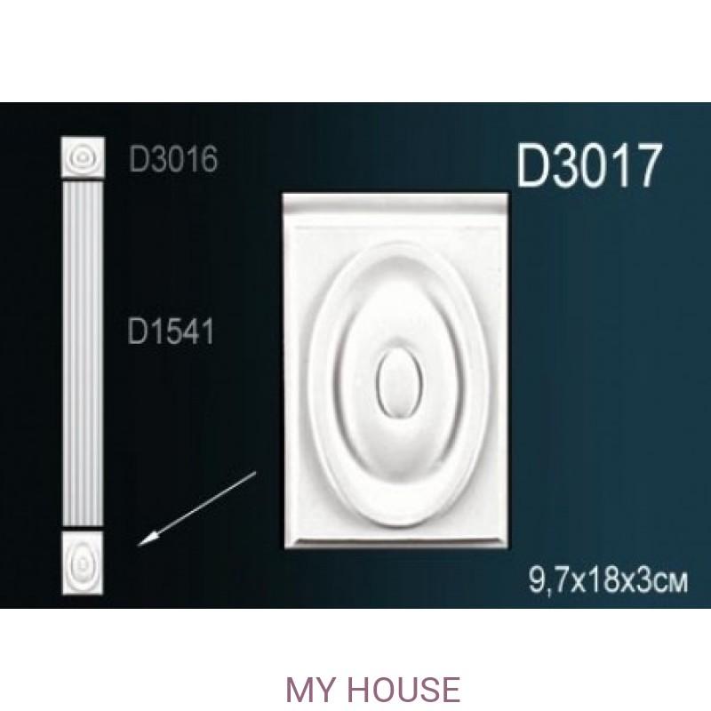Лепнина Perfect D3017 производства Perfect